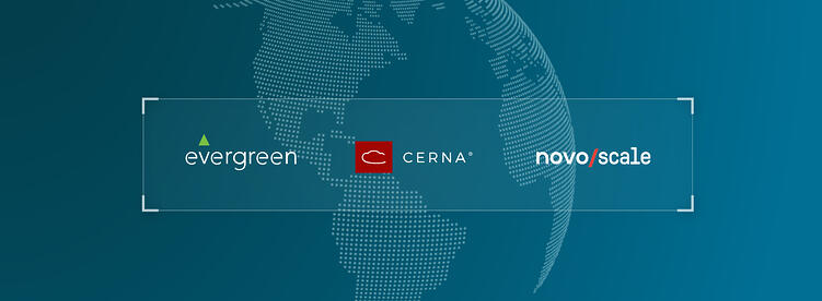 Evergreen Cerna NovoScale Globe Image