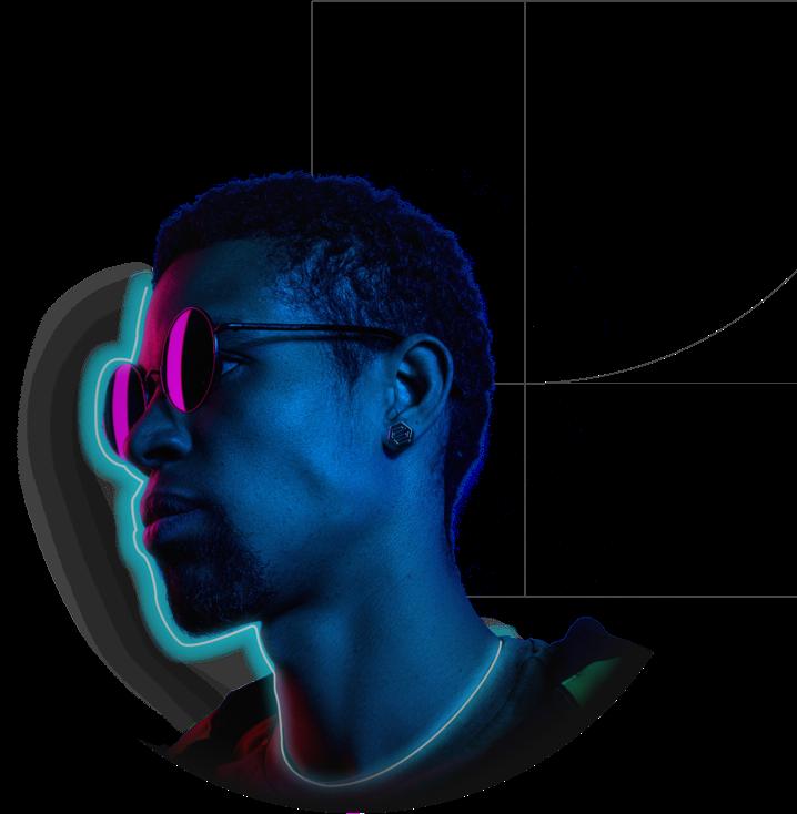 neon-man