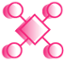 unifying shapes pink thirdera icon-1-1